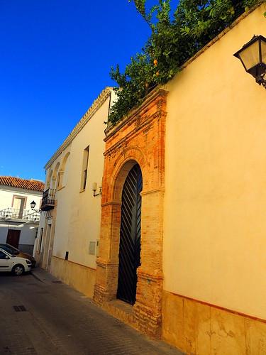 <Hospital de Santa María La Piedad> Lebrija (Sevilla)