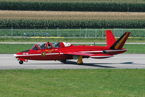 MT-48 spc CM170R  BelgianAC 1W 040902 Payerne