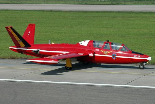 MT-13 spc CM170R  BelgianAC 1W 040903 Payerne 1002