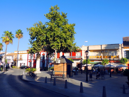 <Calle Sanlucar>