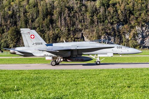 F/A-18C - Fliegerstaffel11