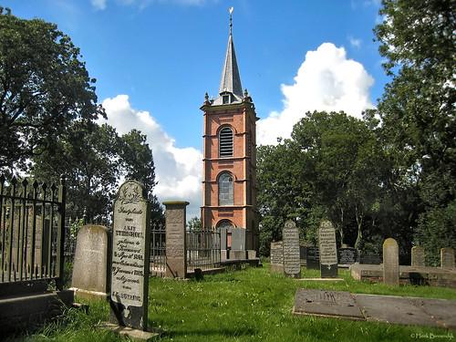 Groningen: de toren van Toornwerd