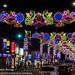 Deepavali lights along Serangoon Road