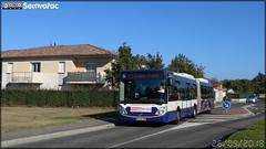 Irisbus Citélis 18 – Tisséo n°0974 - Photo of Fonsorbes