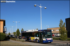 Heuliez Bus GX 137 L – Tisséo n°1419 - Photo of La Salvetat-Saint-Gilles
