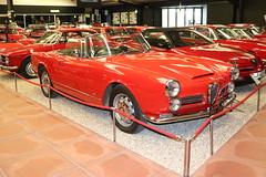 Alfa Romeo 2600 Spider