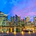 Singapore Raffles CBD