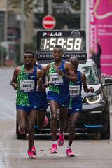 Arega Wolde Dawit führt ein Quartett auf Äthiopien an beim Frankfurter Marathon