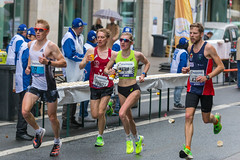 Katharina Steinruck qualifies for Olympia in the Frankfurt Marathon race