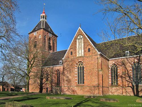 Groningen: Middelstum, Sint-Hippolytuskerk