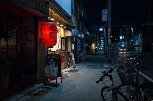 Takebashi-cho, Meieki west, Nagoya