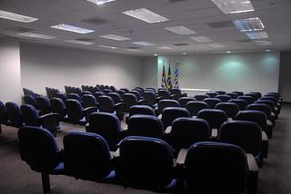 Auditórios e salas