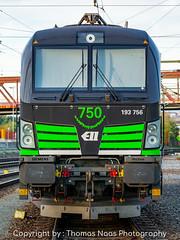 RTB Cargo (ELL), 193 756-4 : 750th Siemens Vectron
