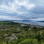 06-Utsikt mot Kristiansund fra Bremsneshatten