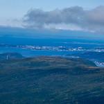 33-Utsikt mot Kristiansund fra Meekknoken