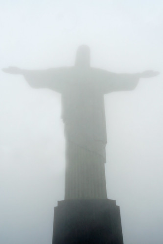 Brazil-00857 -The Statue is here ..........