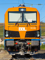 BBL Logistik, 192 008-1