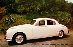 1959 Jaguar Mark I Sedan