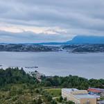 07-Utsikt mot Kristiansund fra Bremsneshatten