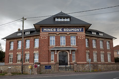 Mines de Soumont-Saint-Quentin. - Photo of Rouvres