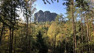 Schrammsteine - Elbsandsteingebirge