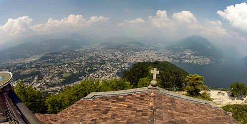Lugano Panorama North (Flickr)