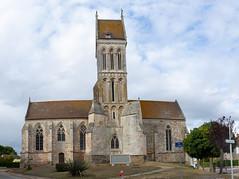 Eglise de Soumont-Saint-Quentin.
