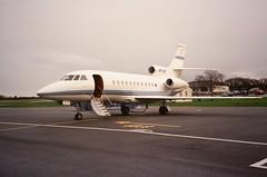 VP-CGP Dassault Falcon-900B (Williams Racing) 29th December 2003