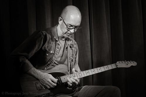 Corky Hughes gitaris Grayson Capps