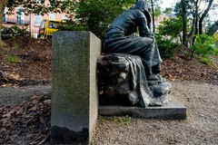 ÉIRE BY JEROME CONNOR 1874-1943[ RESTORED AND THEN RELOCATED WITHIN MERRION SQUARE PUBLIC PARK]-157813