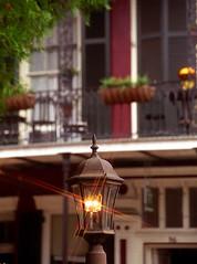"New Orleans - French Quarter ""Cornstalk Hotel - Starlight Lantern"""