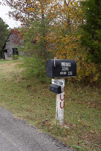 2019 Oct 28, French Glover Farm Historic Markers Nikon D7200