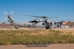 168550 USN | Sikorsky MH-60S Knighthawk | Memphis International Airport
