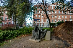 ÉIRE BY JEROME CONNOR 1874-1943[ RESTORED AND THEN RELOCATED WITHIN MERRION SQUARE PUBLIC PARK]-157810