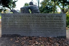 ÉIRE BY JEROME CONNOR 1874-1943[ RESTORED AND THEN RELOCATED WITHIN MERRION SQUARE PUBLIC PARK]-157812