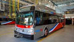 WMATA Metrobus 2019 New Flyer Xcelsior XD40 #4456