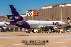 N598FE FedEx | McDonnell Douglas MD-11F | Memphis International Airport