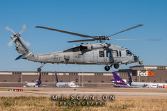 167878 USN | Sikorsky MH-60S Knighthawk | Memphis International Airport
