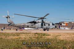 167886 USN | Sikorsky MH-60S Knighthawk | Memphis International Airport