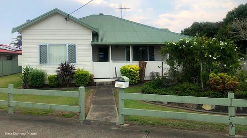 Originally my Grandparents Home, 140 High St, Taree