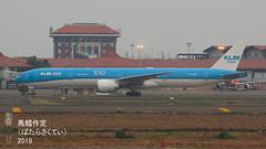 KLM (Asia) Boeing 777-306ER PH-BVC