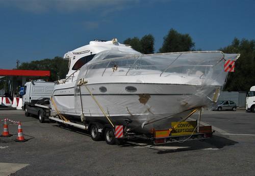 Transports de Yacht