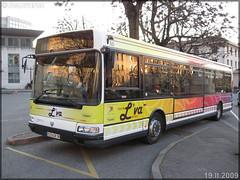 Renault Agora S – Vienne Mobilités (Transdev) / L'va (Lignes de Vienne et Agglomération) n°60