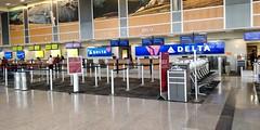 Delta Checkin Austin Airport
