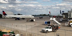 Delta Airlines at Austin