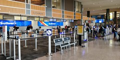 Austin Southwest Airlines Checkin