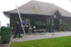 Einwintern Clubhaus 2019