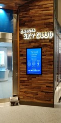 Delta Airlines Sky Club