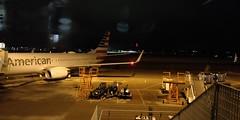 American Boeing 737 KAUS