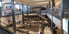 Austin Airport inside